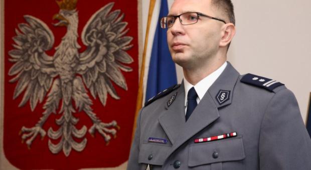 Jarosław Szymczyk nowym komendantem głównym policji