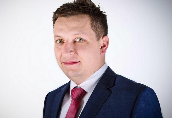 Bartosz Najman, prezesa OCRK. (Fot.: mat. pras.)