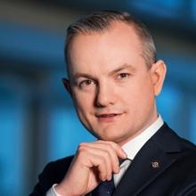 Robert Pietryszyn zasiada także w zarządzie PZU (fot. PZU).