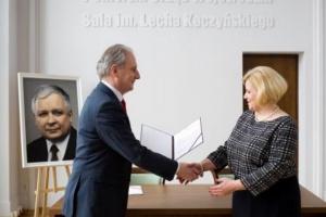 Monika Kończyk została nowym kuratorem oświaty