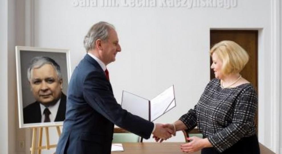 Monika Kończyk została nowym kuratorem oświaty w woj. pomorskim