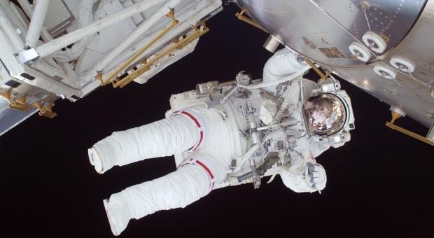 Dzień z życia astronauty... czysty kosmos