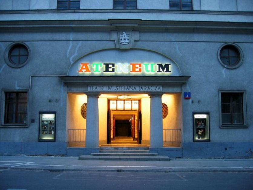 Warszawa szuka dyrektora Teatru Ateneum