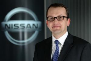 Robert Prusiński szefem polskiego oddziału Nissan Sales Central&Eastern Europe