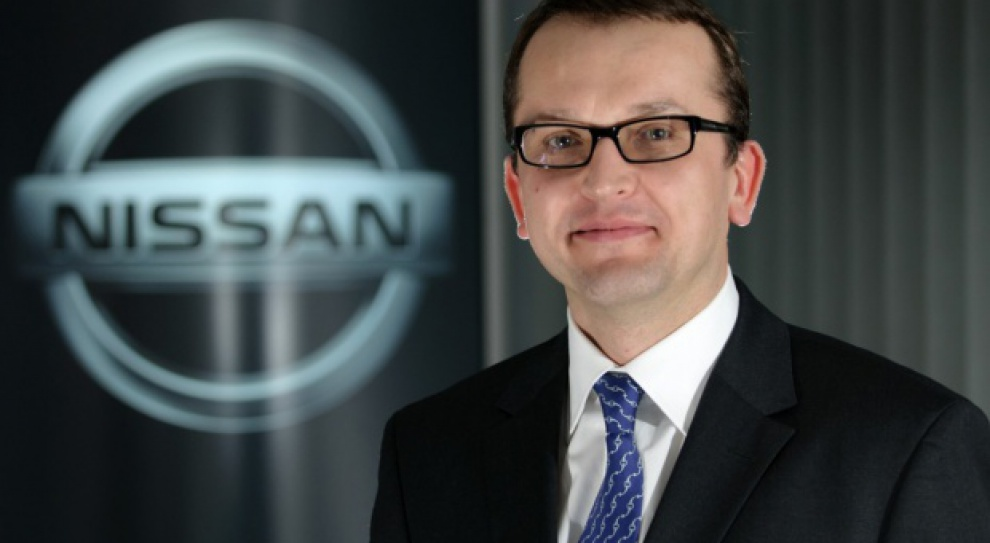 Nissan Sales Central&Eastern Europe: Robert Prusiński nowym dyrektorem polskiego oddziału