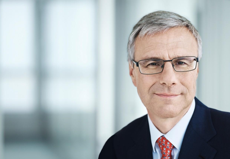 Alain Dehaze, dyrektor generalny Adecco. (Fot.: Adecco)