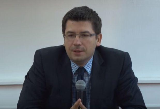 Mariusz Haładyj (Fot. Youtube)