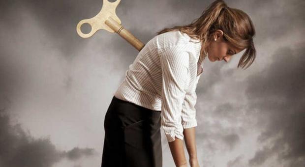 Wypalenie zawodowe dotyka pracowników na własne życzenie