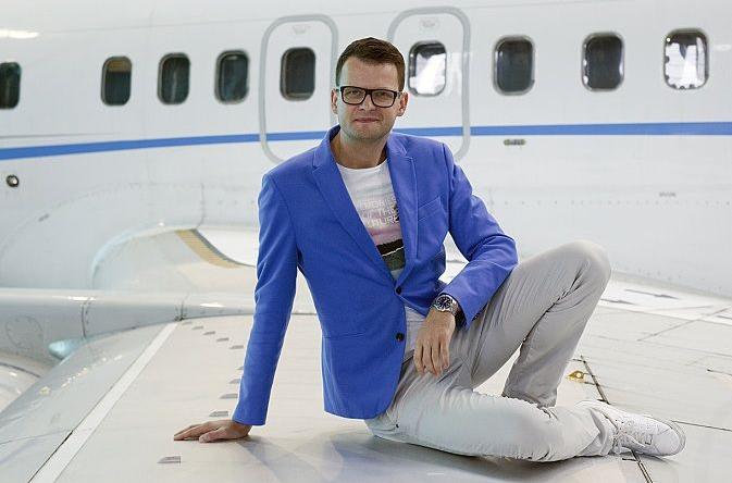 Jakub Bączek, prezes Stageman. (Fot.: mat. pras.)