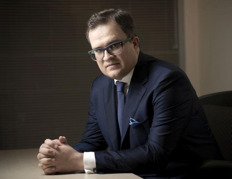 Michał Krupiński, prezes PZU. (fot. mat.pras.)