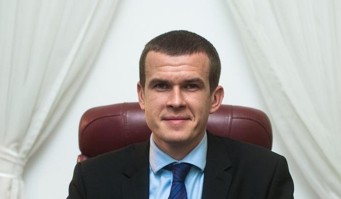 Witold Bańka, szef resortu sportu i turystyki (fot. gov.pl)