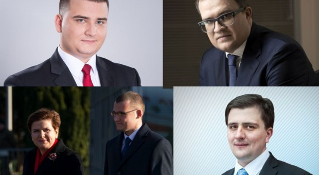 Krupiński, Beim, Szefernaker, Misiewicz to złote dzieci PiS. 20- i 30-latków na kluczowych posadach jest więcej