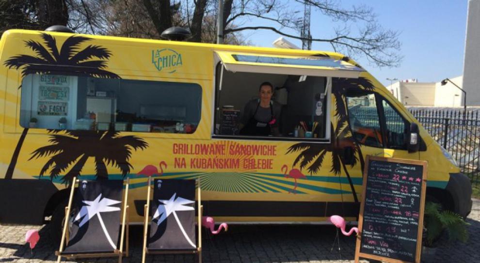 Mirecka: Food trucki to świetny rynek pracy dla młodych