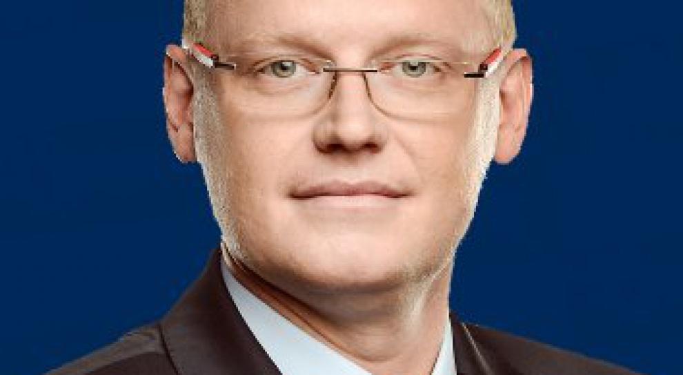 Paweł Gruza nowym wiceministrem skarbu państwa