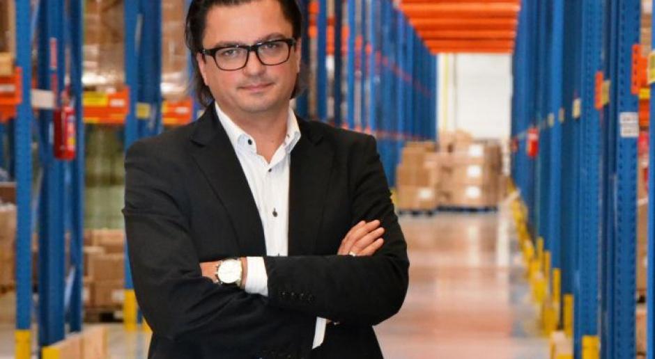 Tomasz Pyka dyrektorem sprzedaży w DB Schenker