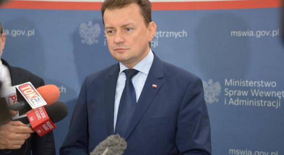 Polska Straż Graniczna będzie chronić granice Unii Europejskiej