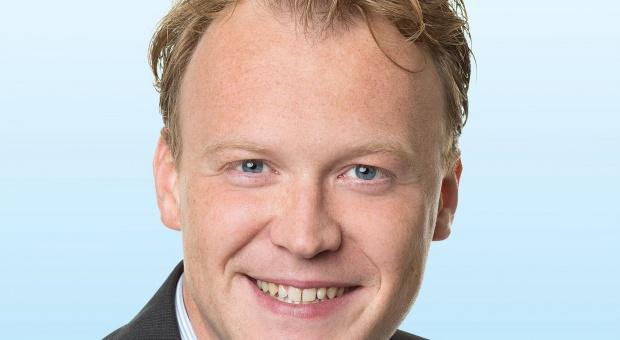 JanJaap Boogaard szefem działu w Colliers International