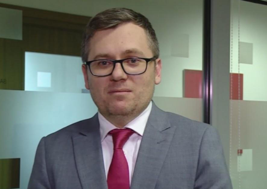 Michał Jurczak (fot.newseria.pl)