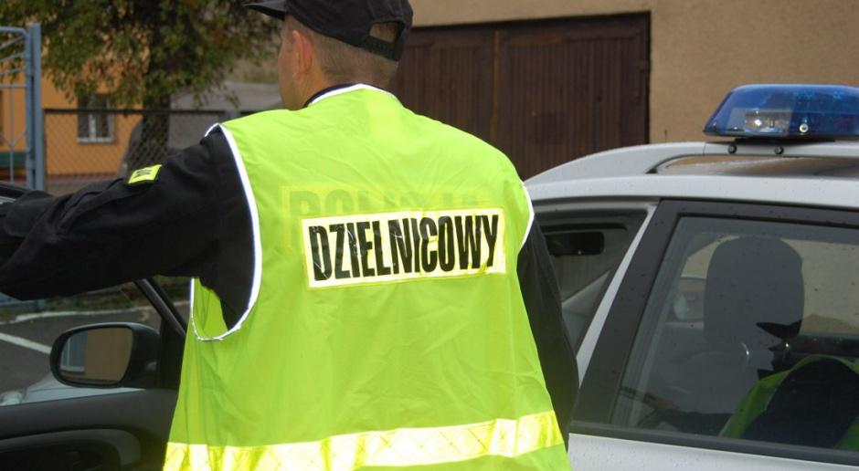 NIK: Policja nie wykorzystuje potencjału dzielnicowych