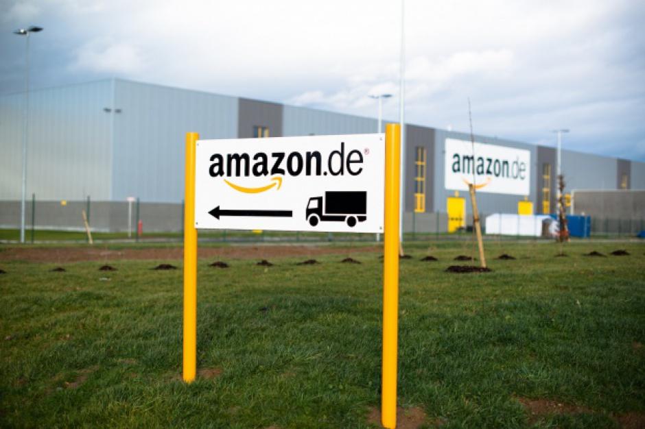 Strajk w niemieckich centrach logistycznych Amazona