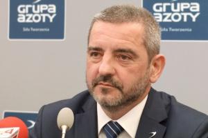 Mariusz Bober zostanie prezesem ZA Puławy?