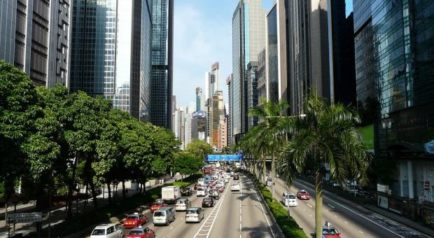 Najdroższe biura są w Hongkongu