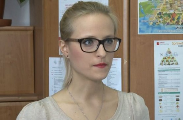 Hanna Stolińska, dietetyk w Instytucie Żywności i Żywienia (Fot. Newseria)