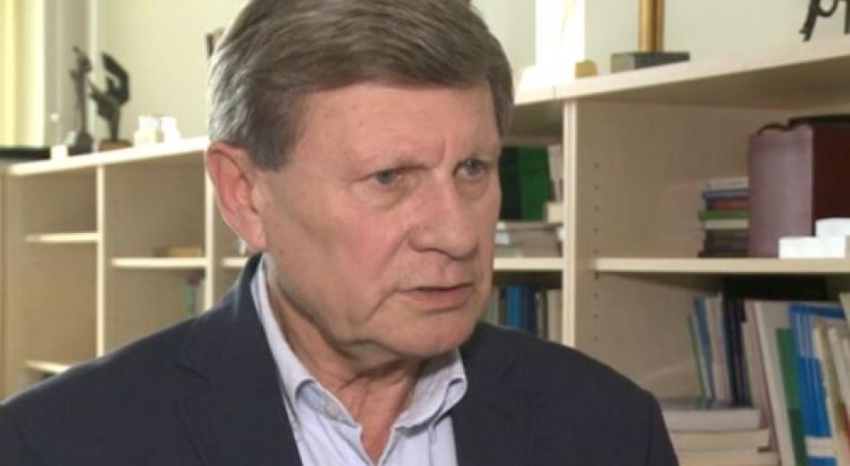Balcerowicz: By dogonić Zachód, potrzeba nam uczciwej przedsiębiorczości, a nie rozdawania pieniędzy