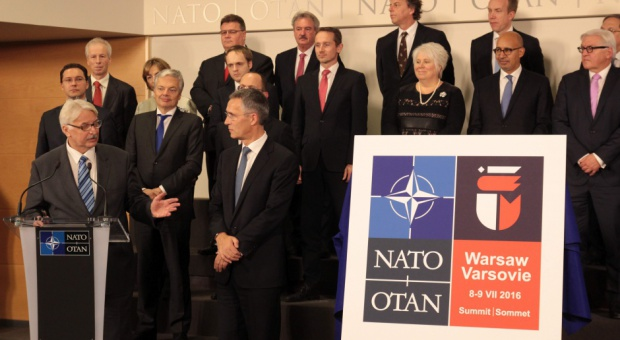 Szczyt NATO w Warszawie: Będą specjalne lekcje w szkołach