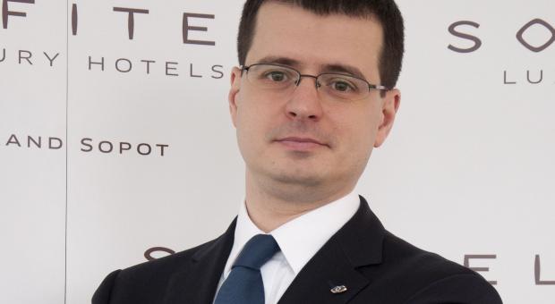 Andrzej Kleeberg wicedyrektorem w hotelu Sofitel Wrocław Old Town