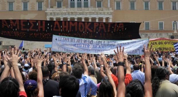 W Grecji strajk generalny przeciwko oszczędnościom