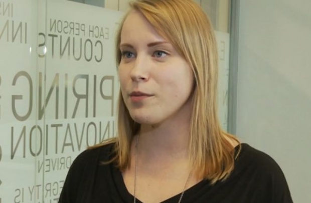 Magdalena Dacka, HR Business Partner w ADP Polska (Fot. Newseria)
