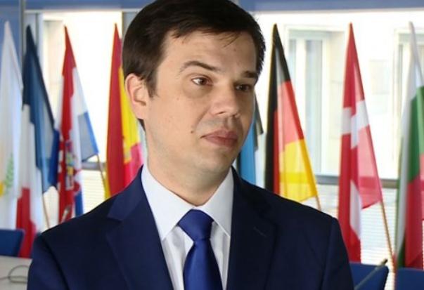 Piotr Świtalski z przedstawicielstwa Komisji Europejskiej w Polsce (Fot. Newseria)