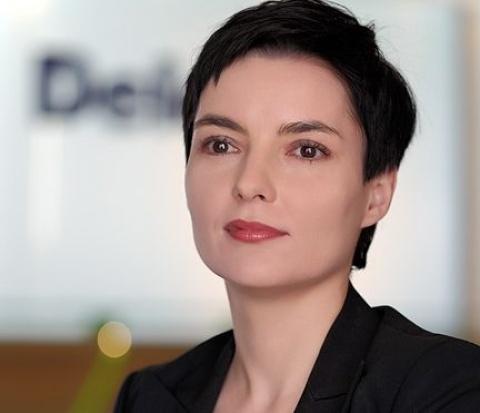 Magdalena Jończak, dyrektor w dziale konsultingu Deloitte (Fot. Deloitte)
