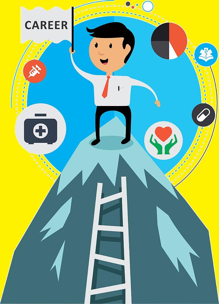 By znaleźć w przyszłości wymarzoną pracę, warto spróbować wielu różnych opcji (fot.pixabay)