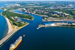 Łukasz Greinke prezesem Morskiego Portu Gdańsk