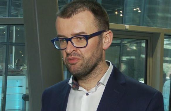 Wojciech Mach, dyrektor zarządzający Luxoft Europa Centralna (Fot. Newseria)