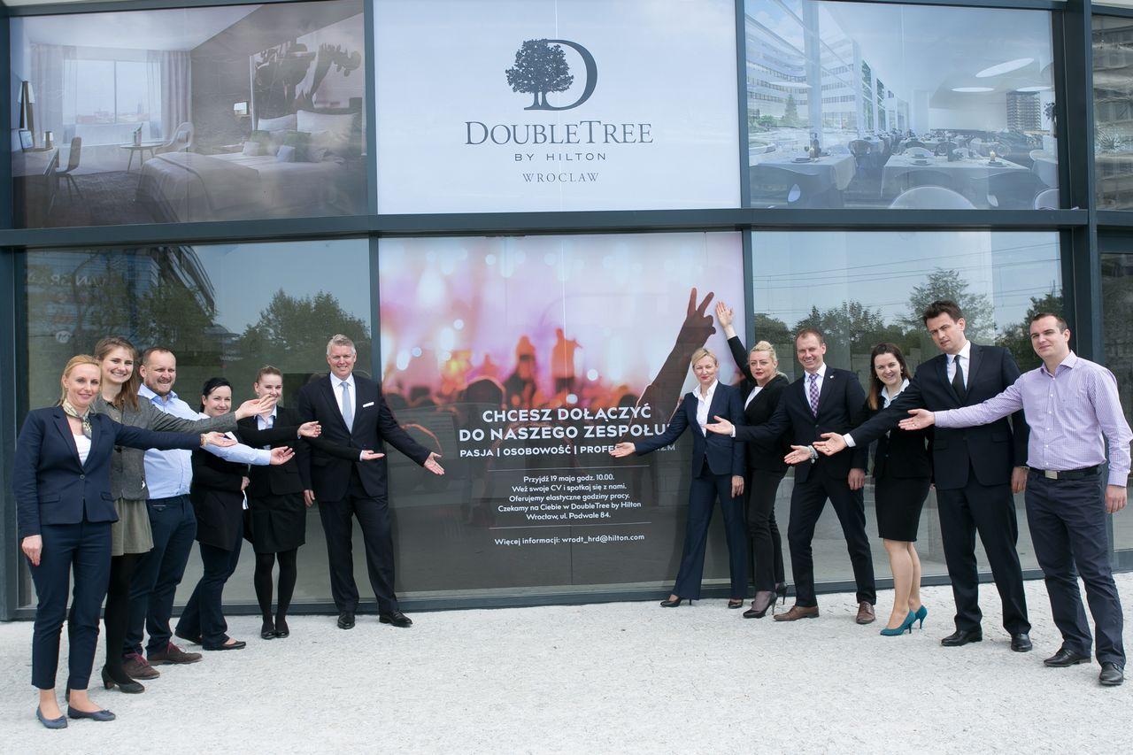 Dzień Rekrutacji w DoubleTree Hilton odbędzie się w czwartek (19 maja). (fot. mat.pras.)