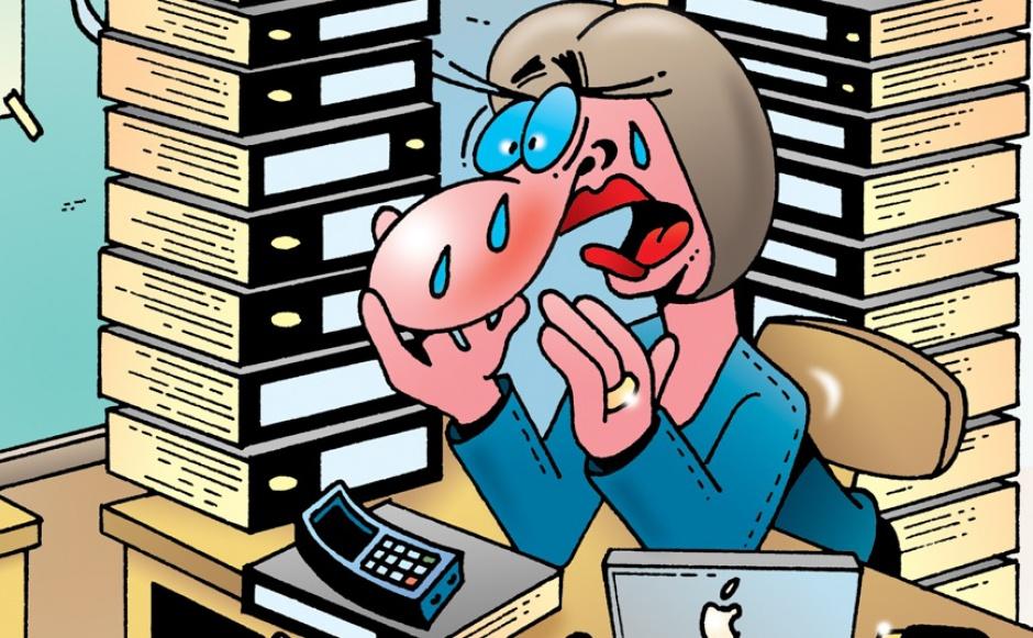 Kara, nagana dla pracownika: Pracodawcy nie karzą za drobne winy. Za cięższe zwalniają
