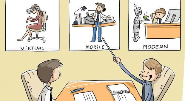 Wynajem biura: W kamienicy, biurowcu czy apartamencie?