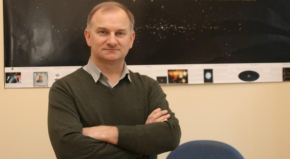 Piotr Lubiński dołączył do Europejskiej Agencji Kosmicznej