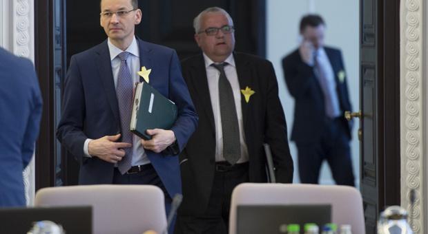 Piotr Gliński i Mateusz Morawiecki mogą zostać wiceprezesami PiS