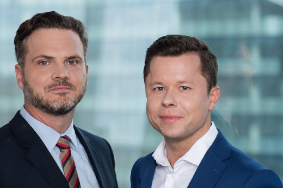 Paweł Moskwa i Jan Jarmul dołączyli do Deloitte Legal