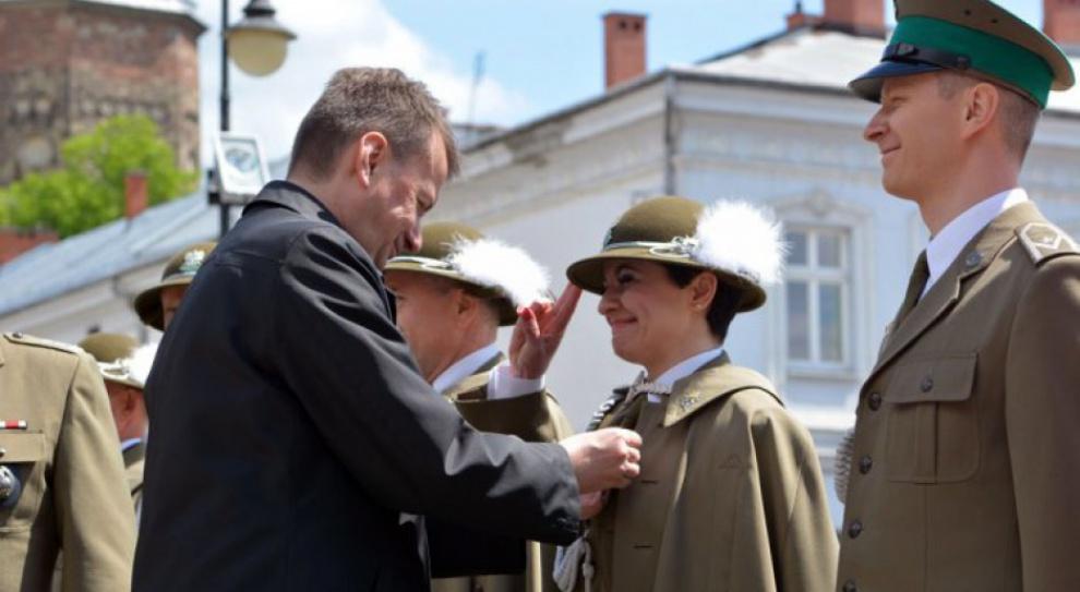25-lecie Straży Granicznej: Przywrócono Karpacki Oddział Straży Granicznej