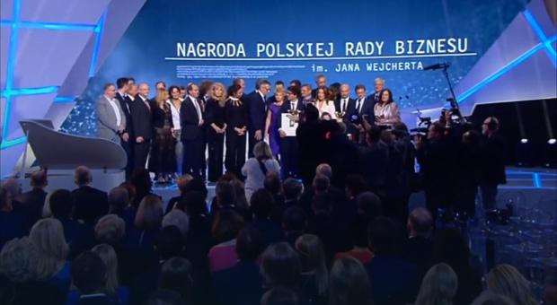 Miłek, Kułakowski i Kucharska-Dziedzic wyróżnieni przez Polską Radę Biznesu