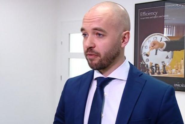 Marcin Łukasik, dyrektor sprzedaży w firmie UniCall (Fot. Newseria)