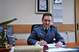 Robert Żebrowski nowym komendantem stołecznym policji