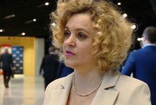Anna Rulkiewicz, prezes grupy Lux Med (Fot. Newseria)