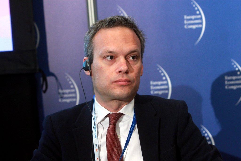 Christian Bodewig, ekonomista, ekspert Banku Światowego. Fot. PTWP