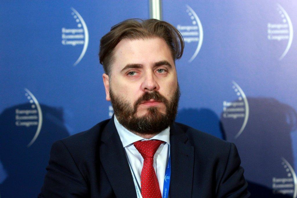 Grzegorz Chłopek, prezes Nationale-Nederlanden Powszechne Towarzystwo Emerytalne. Fot. PTWP